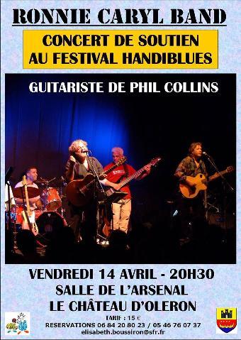 FESTIVAL HANDI BLUES 2017 dans Evènement Charente Maritime